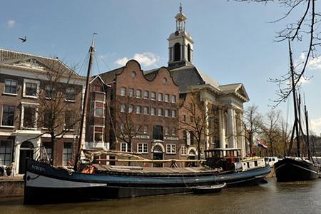 excursie naar Schiedam jeneverstad vanuit rotterdam