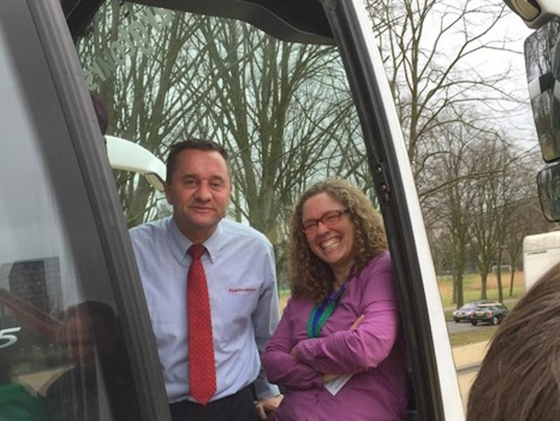 Busexcursies met gids in Rotterdam