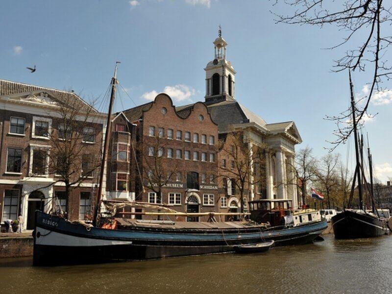 Excursie naar jeneverstad Schiedam