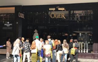 modetour met gids in rotterdam