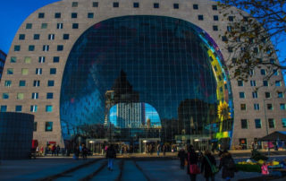 Markthal in Rotterdam, fototour