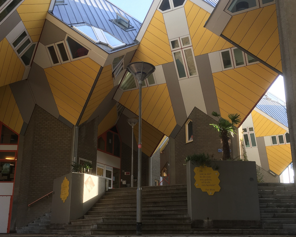 Rotterdam kubushuizen